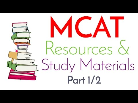 MCAT Resources and Study Schedule | Med School Insiders