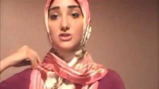 Hijab Tutorial #20 (Basic Turkish Style)