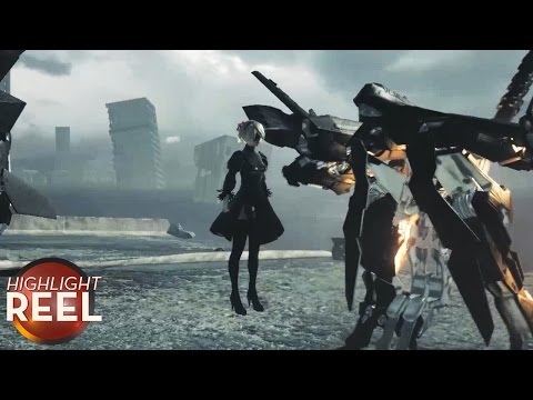 Highlight Reel #288 - Nier's 2B Is Ready For Liftoff