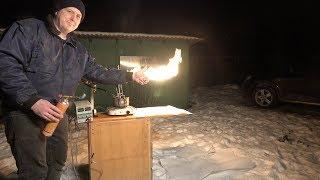 Сопло горелки бабингтона изготовление и тестирование