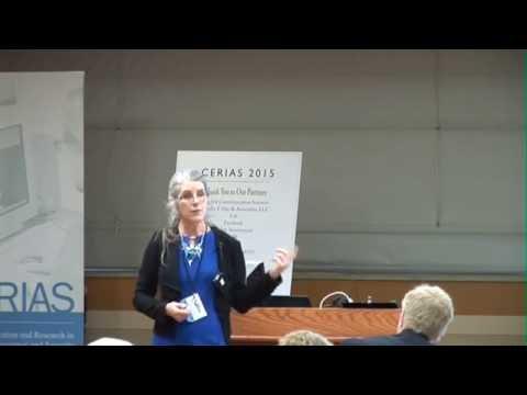 CERIAS - Annual Symposium 2015 - Deborah Frincke