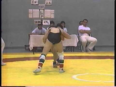 女子レスリング全日本選手権大会3