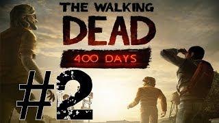 ◄The Walking Dead 400 Days Gameplay Walkthrough w/ Facecam! Part 2 - VINCE