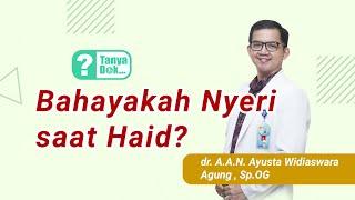 DR OZ - Penyebab Telat Menstruasi (21/4/18) Part 4.