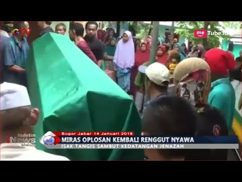Mabuk Berujung Maut, 4 Remaja di Bogor Tewas Setelah Minum Miras Oplosan Jenis Ciu - BIM 14/01 Mp3