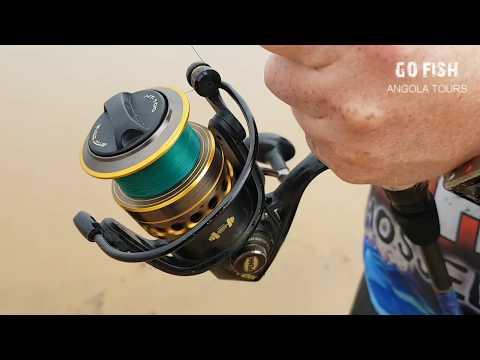 Go Fish Angola - August 2017