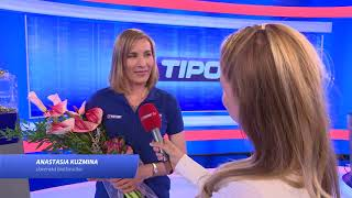 Ako sa darilo Anastasii Kuzminovej pri žrebovaní LOTO?