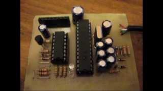 Самодельный USB программатор для PIC контроллеров