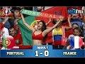 Cuplikan Gol Final Euro 2016 Portugal vs Prancis 1 0 11 07 2016