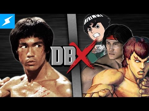 DBX: Bruce Lee VS The World