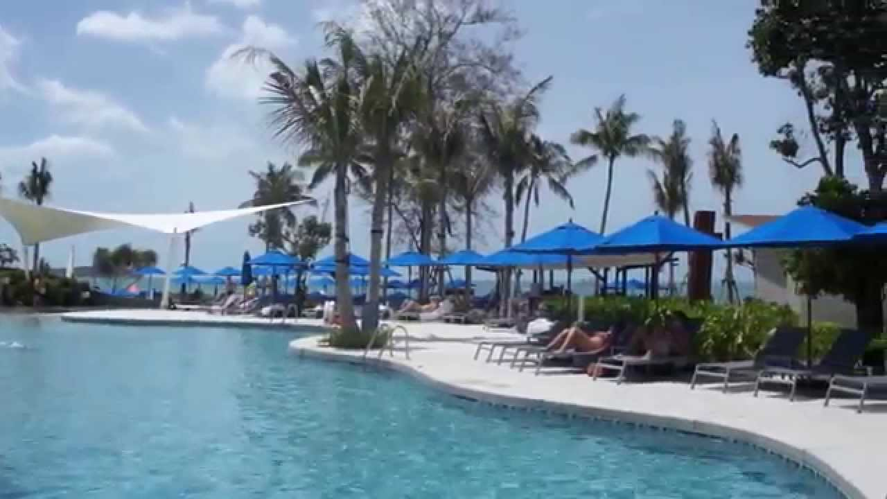 OZO Hotel Koh Samui - Chaweng Beach - YouTube