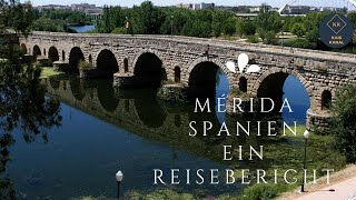 Mérida Extremadura Spanien - Ein Reisebericht