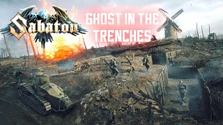Sabaton - A Ghost In The Trenches [Lyric Video]
