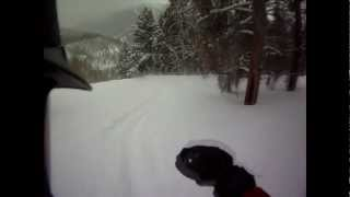 Vail Skiing HIDDEN POWDER Runs! Thumbnail