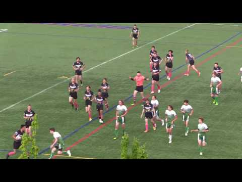 2017 Rugby Idaho State Championship JV Boys Eagle vs Rocky Mountain
