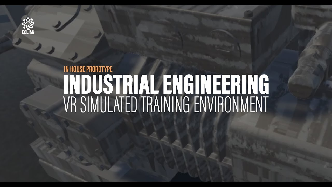 b1a953b2a597 Virtual Reality Industrial Engineering Simulated Training Environment