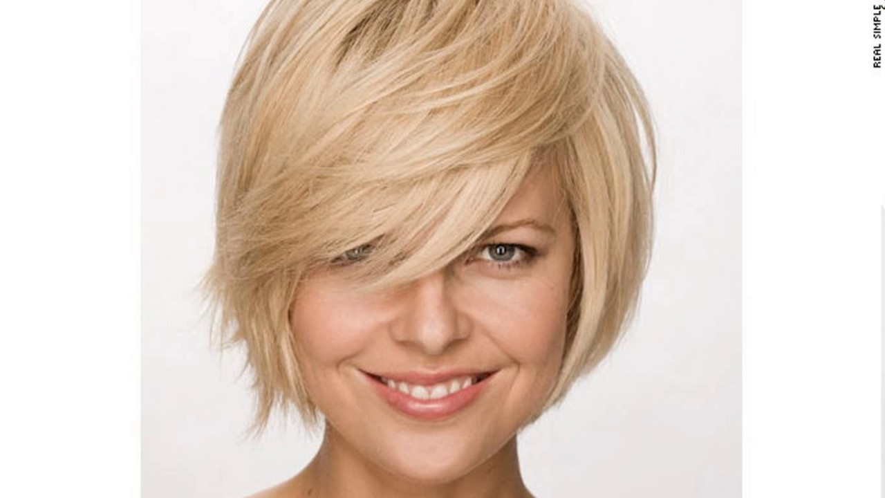 Short Hairstyles With Layers: Short Uniform Layer Haircut