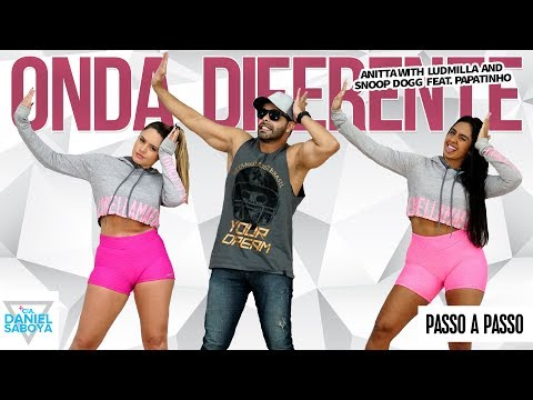 Vídeo  - Onda Diferente - Anitta Ludmilla and Snoop Dogg feat Papatinho - Cia Daniel Saboya
