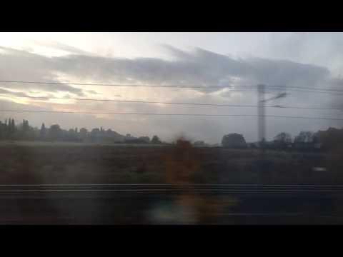 Wien Hbf. Rome Train between Firenze S.M.N and Roma Termini