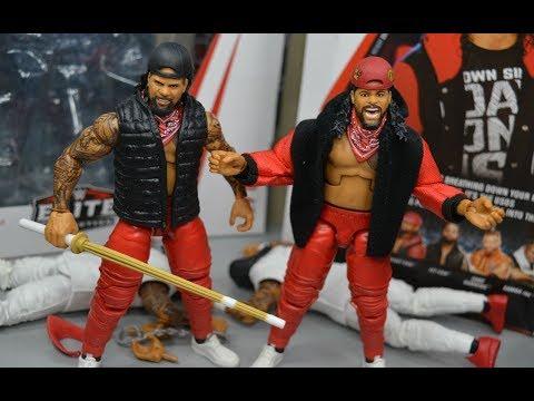 Jimmy Jey Uso WWE Mattel Battle Pack Series 64 ACTION FIGURE NEW