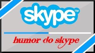 Tutorial Colocar Humor Colorido e Piscando No Skype XD