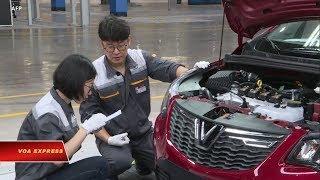 Truyền hình VOA 19/6/19: Việt Nam trình làng ô tô 'Made in Vietnam'