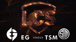 EG vs TSM | Week 8 | Summer Split 2020 | Evil Geniuses vs. TSM