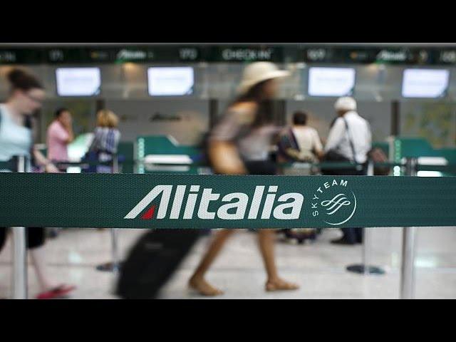 Alitalia: суточная забастовка против реорганизации