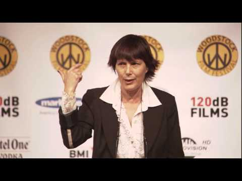 "2014 Woodstock Film Festival: ""Women In The Director's Chair"" Panel"