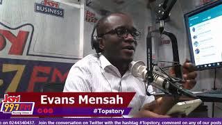 Top Story on Joy FM (10-9-18) thumbnail