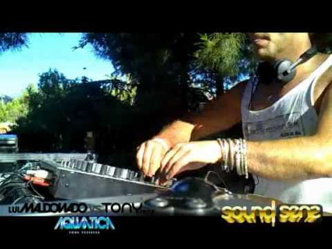 Lui Maldonado & Tony Reche@Aquatica Pool Festival 18-6-11 en Aquaola, Granada. SOUNDSENS