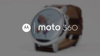 Связной. Обзор «умных» часов Moto 360