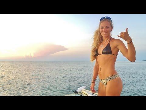 Fishing the Florida Keys, Marathon; Day One...blown tires & good food