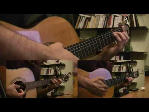figure 8 instrumental cover (3 guitars)