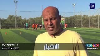 مجموعة من مبتوري الأطراف يشكلون فريق كرة قدم في غزة - (12-7-2018)