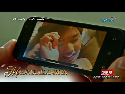 Magpakailanman: Rapist posts his crime on social media