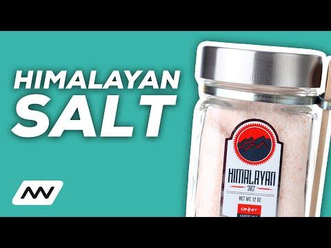 3 Major Benefits of Himalayan Salt | Dr. Dan Engle, MD