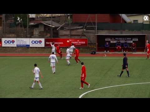 Lukas Macho - 21 years old Austrian football player I Full HD