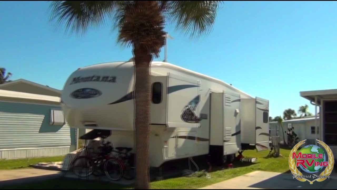 Indian Creek Rv Resort Fort Myers Beach Florida
