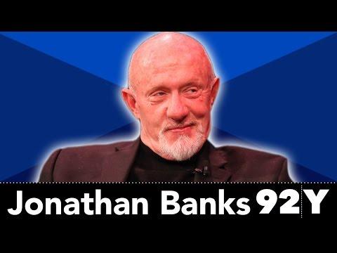 Jonathan Banks on Breaking Bad, slapping Aaron Paul