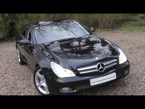 mercedes cls320 cdi youtube. Black Bedroom Furniture Sets. Home Design Ideas