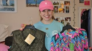Lilly Pulitzer and VV Valentine's Day Haul 2014 Thumbnail