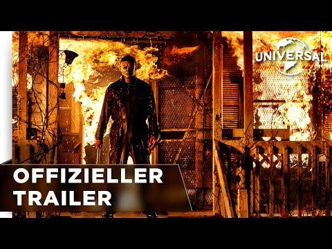 Halloween Kills – Offizieller Trailer #2 deutsch/german HD