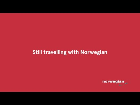 Still Travelling with Norwegian