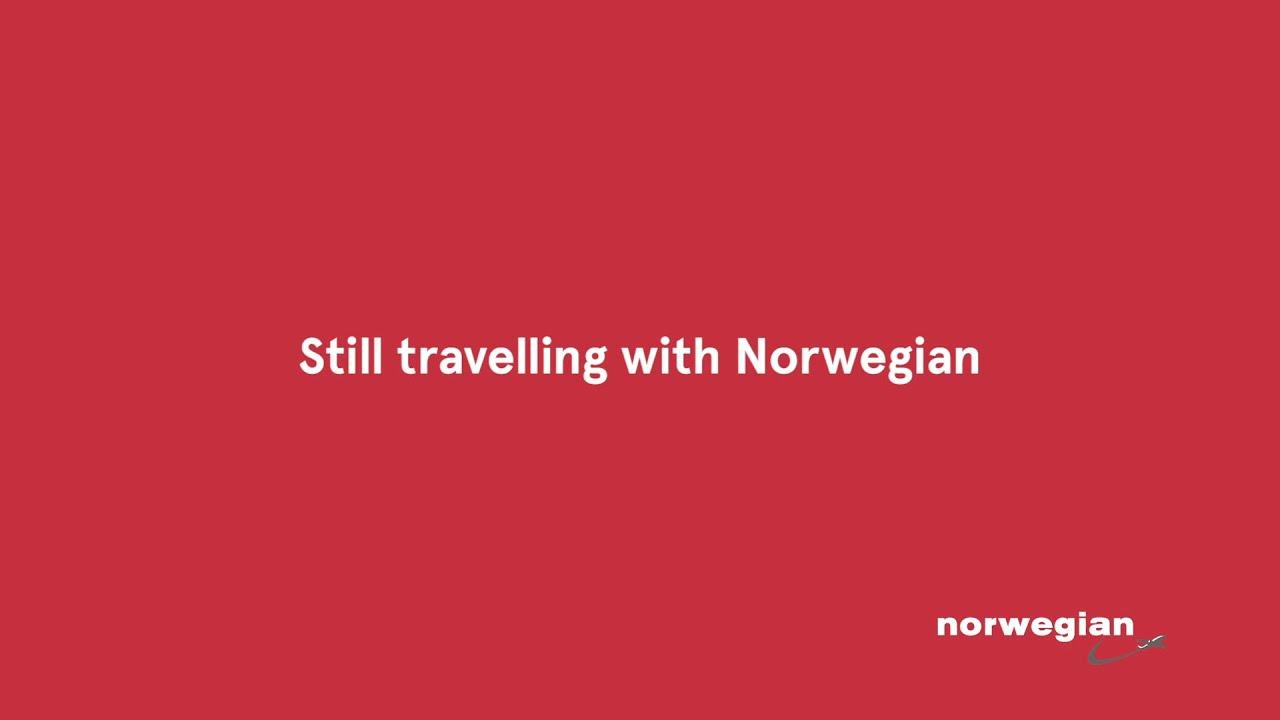 Norwegian bagage vikt