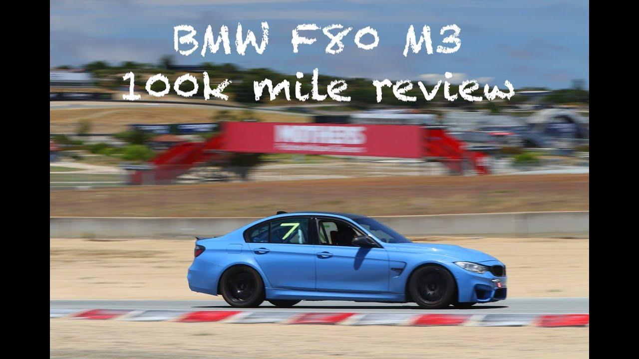 BMW F80 M3 100K Mile Review