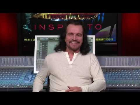 Yanni Discusses His New Album Inspirato, World Tour And PBS Special Yanni: World Without Borders