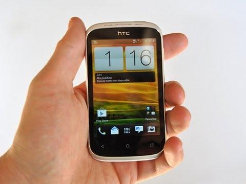 Test du HTC Desire C - par Test-Mobile.fr