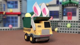 The Easter Bunny Visits Rokenbok!