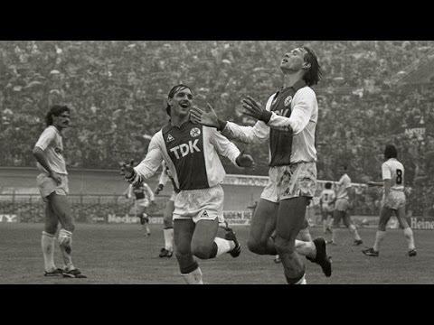 Ajax - Feyenoord 8-2 (18-09-1983)